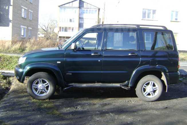 УАЗ Патриот, 2009 год, 380 000 руб.