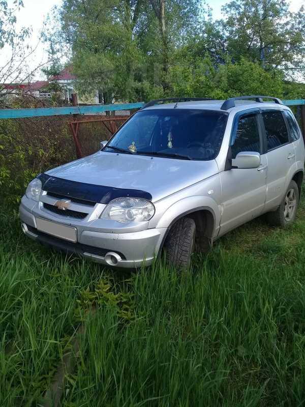 Chevrolet Niva, 2011 год, 335 000 руб.