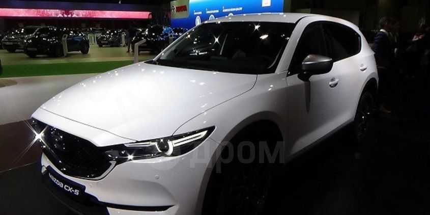Mazda CX-5, 2018 год, 1 659 000 руб.