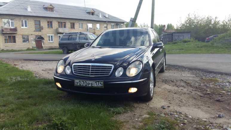 Mercedes-Benz E-Class, 2002 год, 499 000 руб.