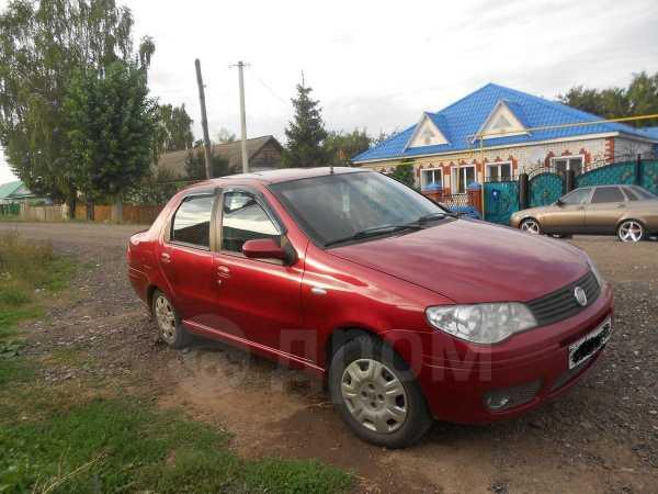 Fiat Albea, 2009 год, 140 000 руб.
