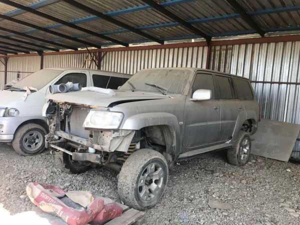 Nissan Patrol, 2005 год, 850 000 руб.
