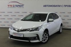 Казань Corolla FX 2017