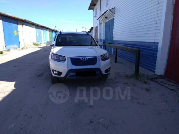 Hyundai Santa Fe, 2012 год, 950 000 руб.
