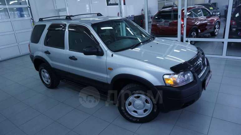 Ford Escape, 2003 год, 427 000 руб.