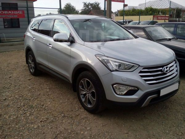 Hyundai Grand Santa Fe, 2014 год, 1 490 000 руб.