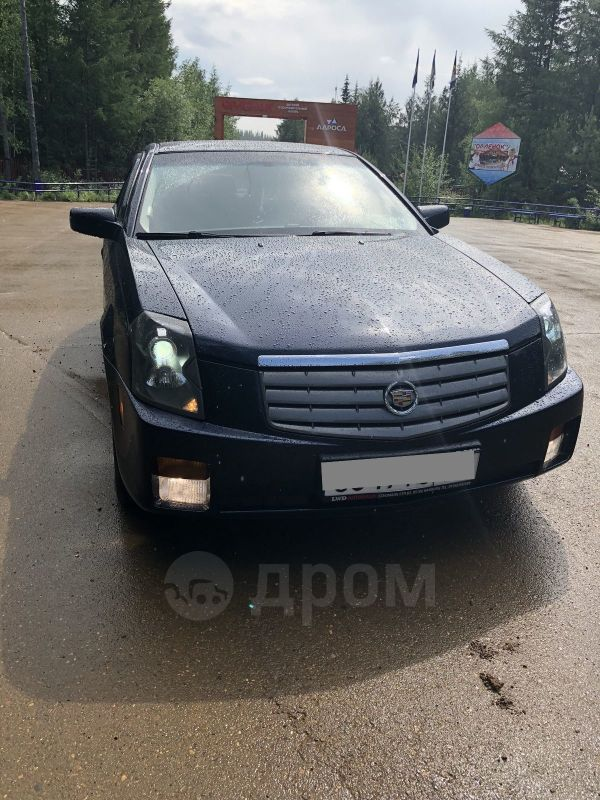 Cadillac CTS, 2005 год, 500 000 руб.