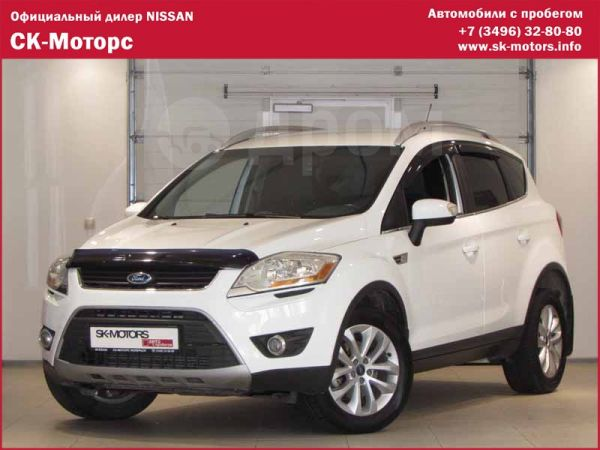Ford Kuga, 2012 год, 649 000 руб.