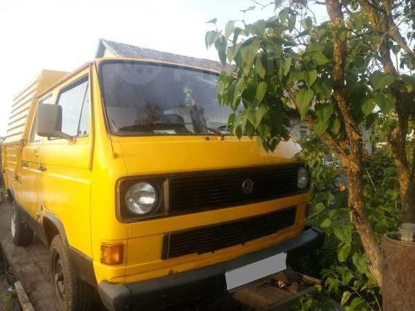 Volkswagen Transporter, 1986 год, 80 000 руб.