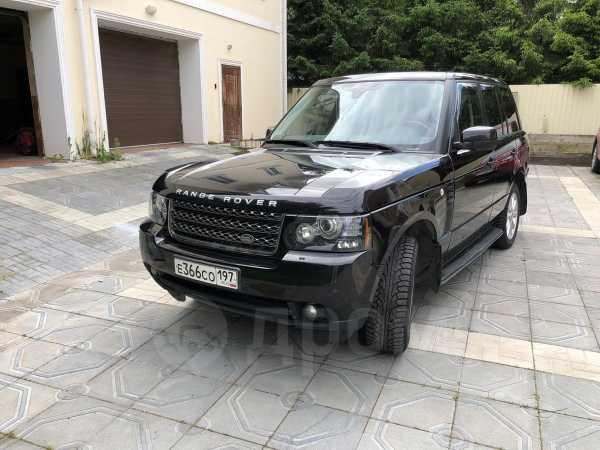Land Rover Range Rover, 2012 год, 1 800 000 руб.