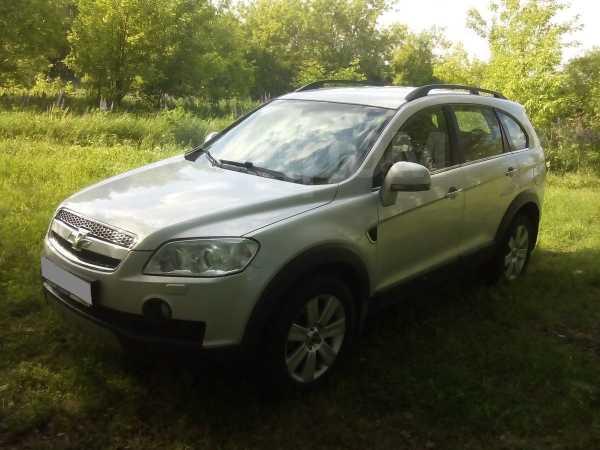 Chevrolet Captiva, 2011 год, 750 000 руб.