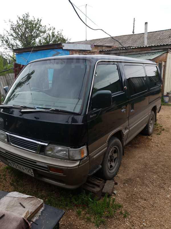 Nissan Homy, 1995 год, 190 000 руб.