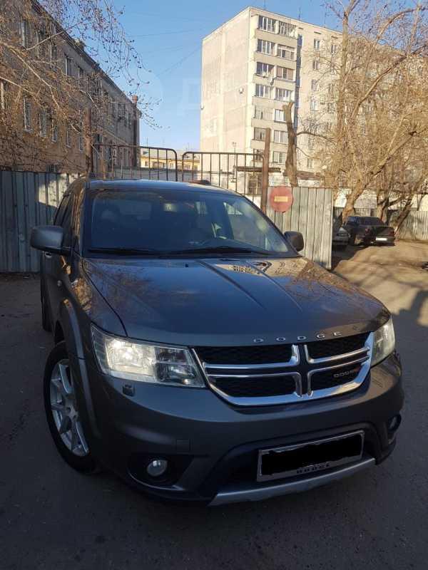 Dodge Journey, 2012 год, 799 000 руб.
