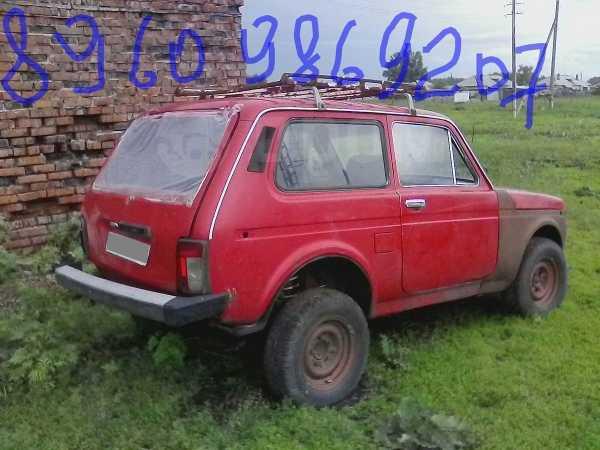Лада 4x4 2121 Нива, 1993 год, 20 000 руб.