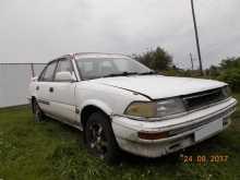 Черногорск Corolla 1989