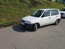 Новосибирск Mazda Demio 2001