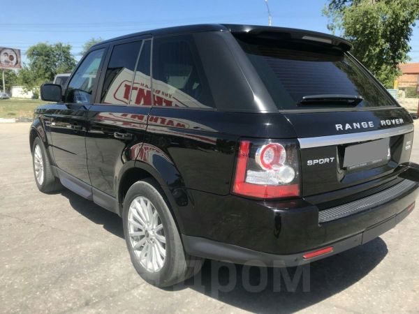 Land Rover Range Rover Sport, 2012 год, 1 320 000 руб.