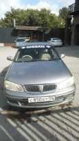 Nissan Bluebird, 2003 год, 220 000 руб.