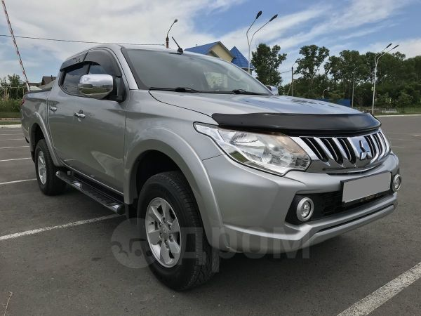 Mitsubishi L200, 2015 год, 1 480 000 руб.