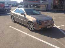 Иркутск Cadillac CTS 2007