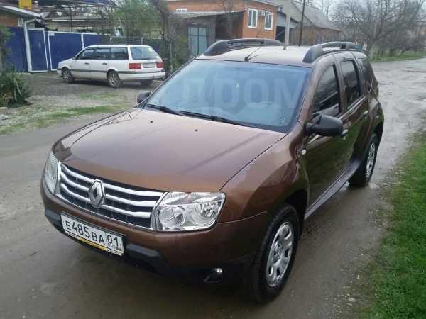 Renault Duster, 2012 год, 534 000 руб.