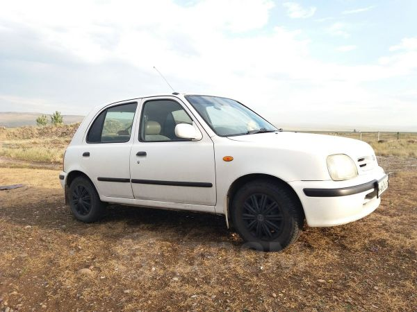 Nissan March, 1999 год, 137 000 руб.