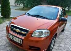 Пятигорск Aveo 2007