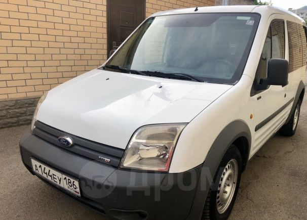 Ford Tourneo Connect, 2008 год, 309 000 руб.