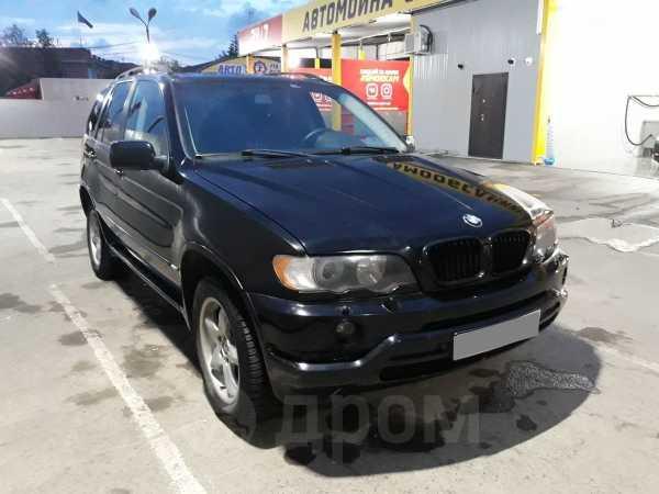 BMW X5, 2001 год, 530 000 руб.