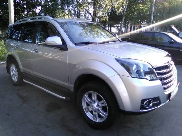Great Wall Hover H3, 2014 год, 710 000 руб.