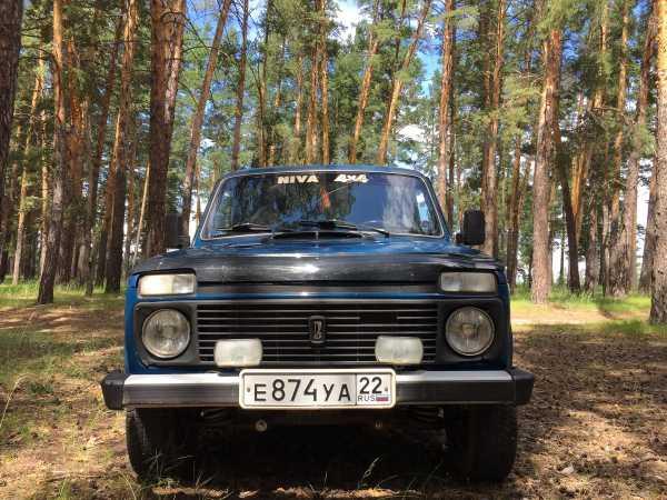 Лада 4x4 2121 Нива, 2001 год, 127 000 руб.