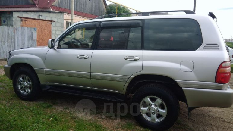 Toyota Land Cruiser, 1999 год, 735 000 руб.