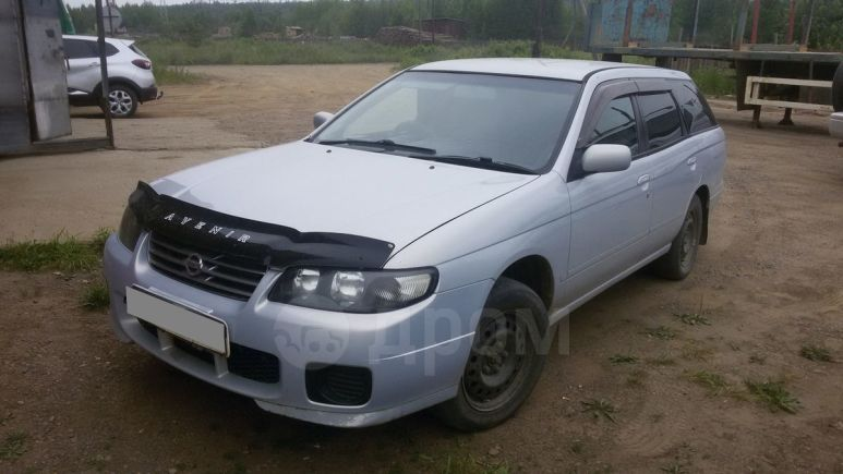Nissan Avenir, 2003 год, 255 000 руб.