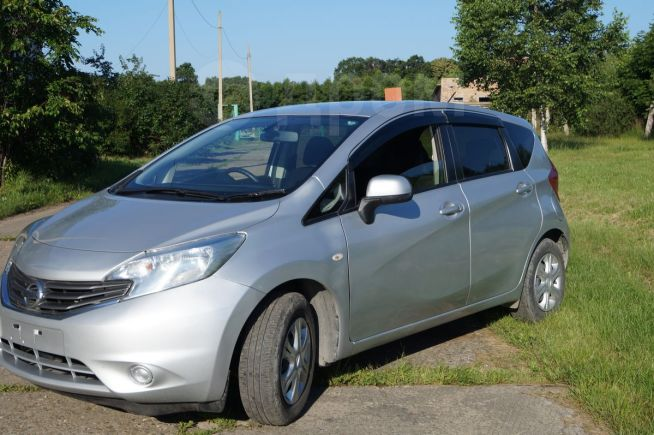 Nissan Note, 2013 год, 435 000 руб.