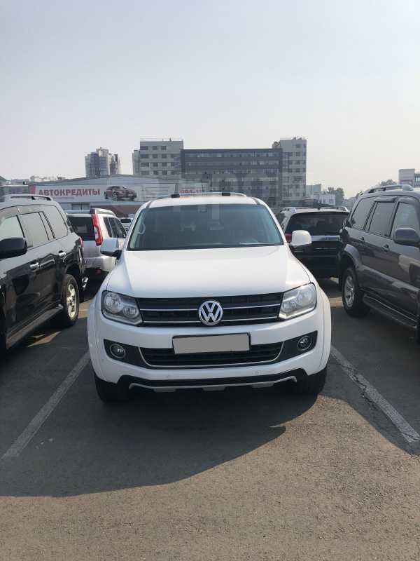 Volkswagen Amarok, 2013 год, 1 390 000 руб.