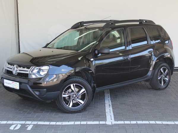 Renault Duster, 2017 год, 795 000 руб.