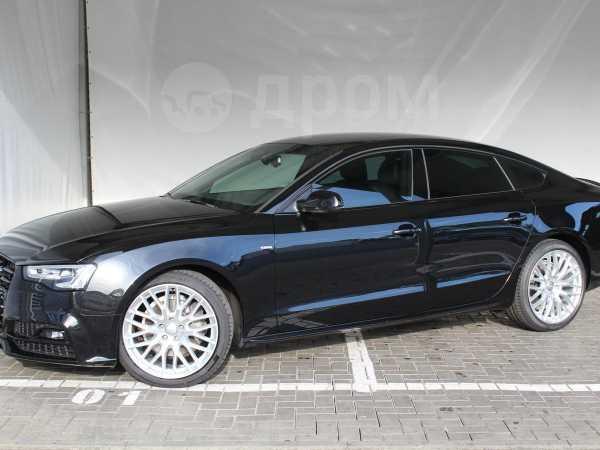 Audi A5, 2016 год, 1 990 000 руб.