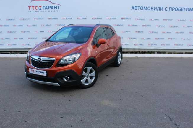 Opel Mokka, 2014 год, 776 500 руб.