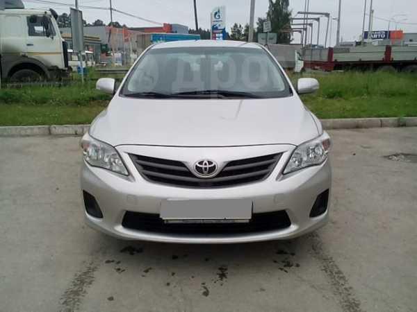 Toyota Corolla, 2012 год, 665 000 руб.