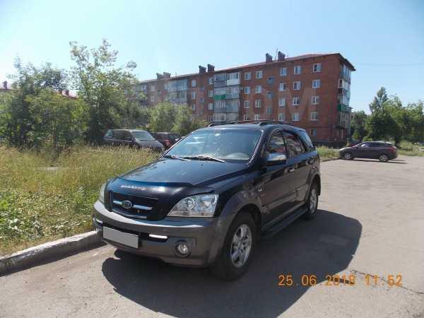 Kia Sorento, 2005 год, 500 000 руб.