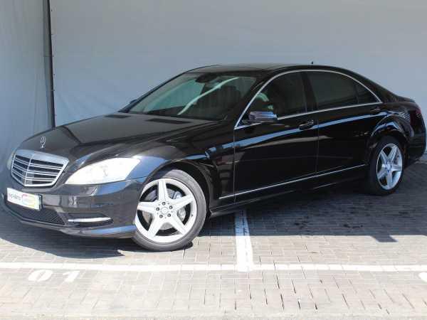 Mercedes-Benz S-Class, 2010 год, 990 000 руб.