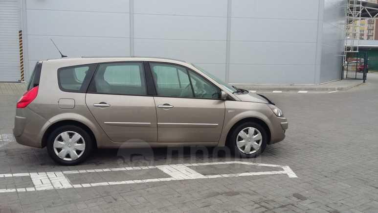 Renault Grand Scenic, 2008 год, 350 000 руб.