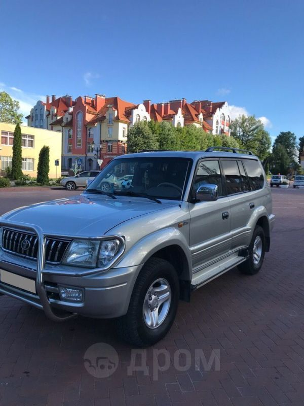 Toyota Land Cruiser Prado, 2002 год, 948 000 руб.