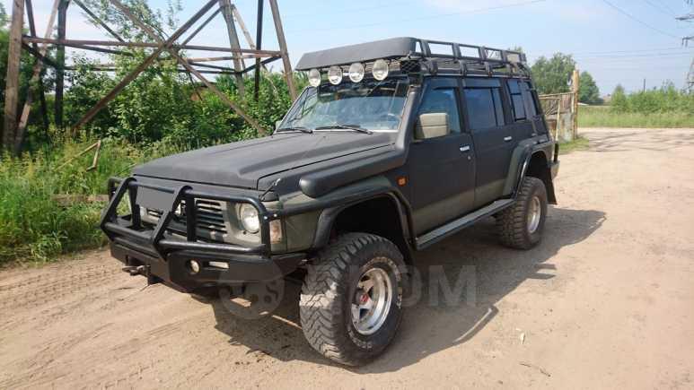 Nissan Patrol, 1994 год, 640 000 руб.