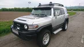 Елизово FJ Cruiser 2007