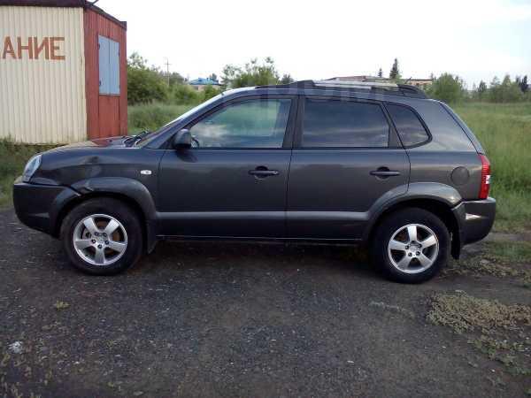 Hyundai Tucson, 2007 год, 390 000 руб.