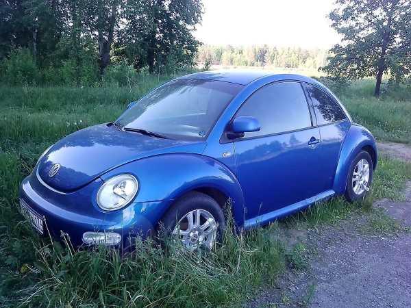 Volkswagen Beetle, 2000 год, 250 000 руб.