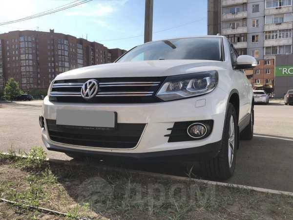 Volkswagen Tiguan, 2016 год, 1 650 000 руб.