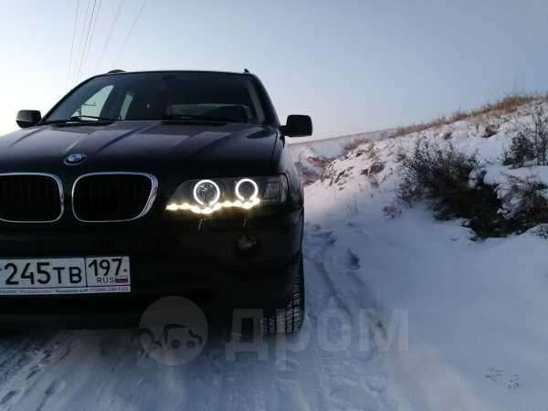 BMW X5, 2003 год, 750 000 руб.