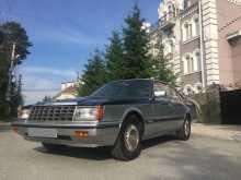 Новосибирск Laurel 1984